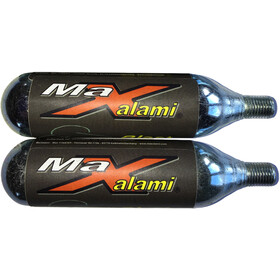 MaXalami Blast CO2 Cartridge with Thread 25g 2 pieces none